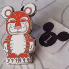 Tiger It's A Small World Vinylmation Jr #4 Mystery Pack Disney Pin 87305