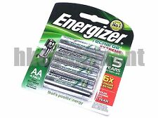 energy extreme Rechargeable AA NH15E RP4 LR6 2300 mAh NiMH 1.2v Battery x4