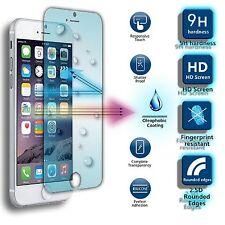 Oleophobic rivestiti durezza 9H Temperato Pellicola Schermo per Apple iPhone SE 5 5S 5C
