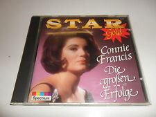 CD  Connie Francis - Connie Francis/Star Gold