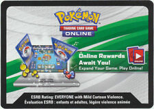 1x POKEMON TCG Online Code - Alola Collection Box - Sun