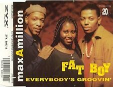 Max a Million Fat boy/Everybody's groovin' (#zyx8077) [Maxi-CD]