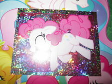 MY LITTLE PONY MON PETIT PONEY TOPPS 2014 IMAGE STICKER AUTOCOLLANT N° 37 HOLO