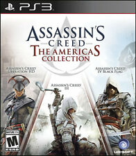 Assassin''s Creed: The Americas Collection PS3 New PlayStation 3, Playstation 3