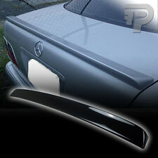 PAINTED Mercedes BENZ W210 4D REAR TRUNK SPOILER 95-01 744 SILVER ▼