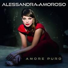 ALESSANDRA AMOROSO AMORE PURO CD NUOVO E SIGILLATO !