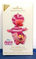 Hallmark Alice in Wonderland The Cheshire Cat Limited Edition Ornament 2012