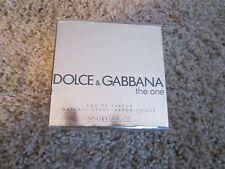 *Factory Sealed* Dolce & Gabbana the one Eau De Parfum 50ml 1.6 FL. OZ.