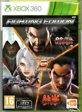 Fighting Edition (Tekken Tag tournamament 2/Soul Calibur V/Tekken 6) * XBOX 360 *