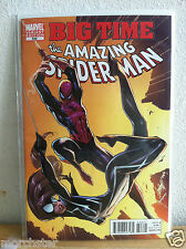 AMAZING SPIDER-MAN 648 RARE COLOR VARIANT BIG TIME J SCOTT CAMPBELL COVER