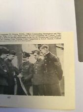 c9-2 ephemera 1948 picture wing commander william henson cosford trophy
