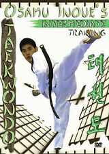 TAEKWONDO: Osamu Inque's Intermediate Training