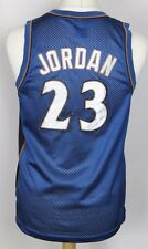 JORDAN #23 WASHINGTON WIZARDS NBA BASKETBALL JERSEY SHIRT YOUTHS XL NIKE