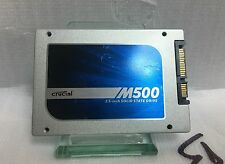 "CRUCIAL 240GB M500 SSD 2.5"" 6Gb/s SATA CT240M500SSD1 laptop/mac cheap price !!"
