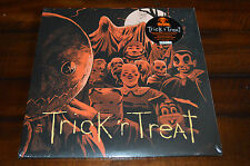 TRICK R TREAT Soundtrack Douglas Pipes 180g Colored Vinyl WAXWORK OOP LP NEW