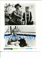 Paul Hogan Linda Kozlowski Crocodile Dundee Original Movie Press Glossy Photo