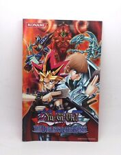 Yu -Gi-Oh the duelists of the roses Manual instructions ps2 playstation 2