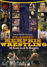Classic Memphis Wrestling All Roads Lead to Memphis wwe