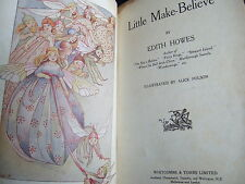 c1924 - Little Make Believe by Edith Howes - Illust by Alice Polson -New Zealand