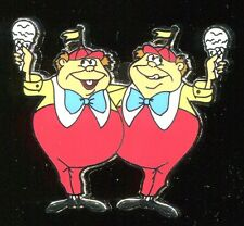 DSF Trader's Delight Tweedle Dee and Tweedle Dum GWP LE 500 Disney Pin 97910