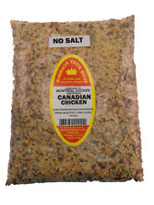 CANADIAN CHICKEN SEASONING NO SALT, COMPARE TO Montreal® - REFILL