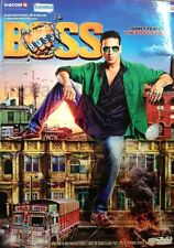 Boss DVD (2013) Bollywood Movie DVD / Akshay Kumar / Region Free / Subtitles