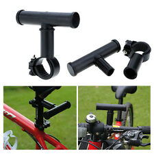 MTB Mountain Bike Cycling Bracket T Shape Bracket Bicycle Light Bracket