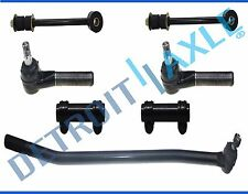 Brand New 7pc Complete Front Suspension Kit for 1992 - 1997 Ford F-350 4x4 4WD