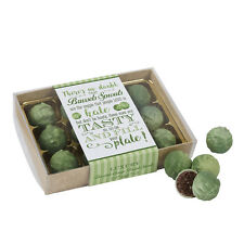Luxury Chocolate Brussels Sprouts Truffles - Delicious Gift