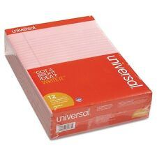 Universal Colored Perforated Note Pads - 35883