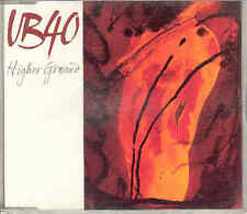 UB40 - Higher Ground, Dutch 3-Track CD-Maxi