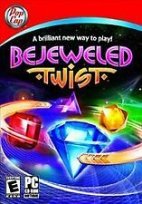 "** BRAND NEW ** Bejeweled Twist  (PC, 2008) - ( Bonus Game - "" Insaniquarium "")"