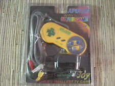 CONSOLA YELLOW SUPER JOY 27 GAMES PLUG & PLAY TV NUEVA NEW NEUF