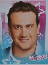 JASON SEGEL - A4 Poster (ca. 21 x 28 cm) - How I met your Mother Clippings NEU