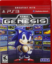 Sonic Ultimate Genesis Collection PS3 New Playstation 3