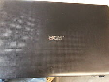 ACER ASPIRE 5552 P322G32 SCREEN TOP COVER BLACK  A1-W4