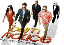 Burn Notice ~ Complete Series ~ Season 1-7 (1 2 3 4 5 6 7) ~ NEW 29-DISC DVD SET