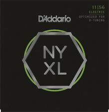 D'ADDARIO NYXL 1156 GUITAR STRINGS MEDIUM TOP EXTRA HEAVY BOTTOM 11-56 NYXL1156