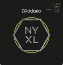 5 SETS D'ADDARIO NYXL STRINGS MEDIUM TOP EXTRA HEAVY BOTTOM 11-56 NYXL1156