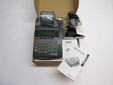 New Verifone Nurit 2085 POS Credit Card Payment Terminal and Receipt Printer