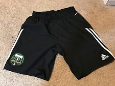 2013 Portland Timbers MLS Soccer Adidas Practice Shorts Formotion Adult Small