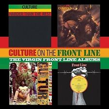 Culture - Culture on the Front Line [New CD] UK - Import