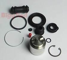 REAR Brake Caliper Seal & Stainless Pistons Repair Kit for TOYOTA MR2 (BRKP93S)