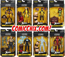 Marvel Legends ~ X-MEN 2016 WAVE 1 FIGURE SET w/JUGGERNAUT BAF ~ IN STOCK