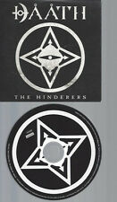 CD--DAATH THE HINDERERS // PROMO