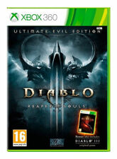 New & sealed! diablo iii (3) reaper of souls ultimate evil Microsoft XBox 360