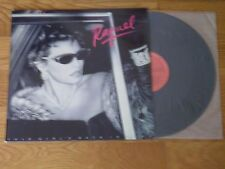 Raquel Welsh ‎– The Girl's Back In Town EP 12'' GREEK PRESSING RARE 1987
