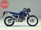Honda NX 250 - Workshop Manual on CD