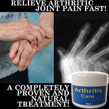 ARTHRITIS CARE CREAM - REDUCE JOINT PAIN & INFLAMMATION