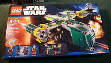 Lego Star Wars 7930 Bounty Hunter Assault Gunship New Retired box sealed